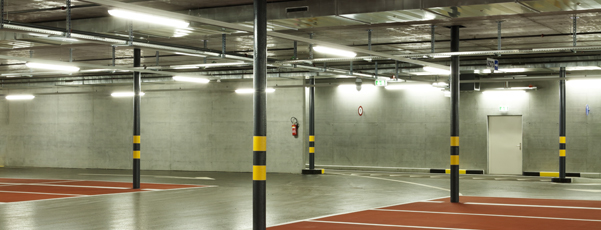 Protective systems and coatings_car park